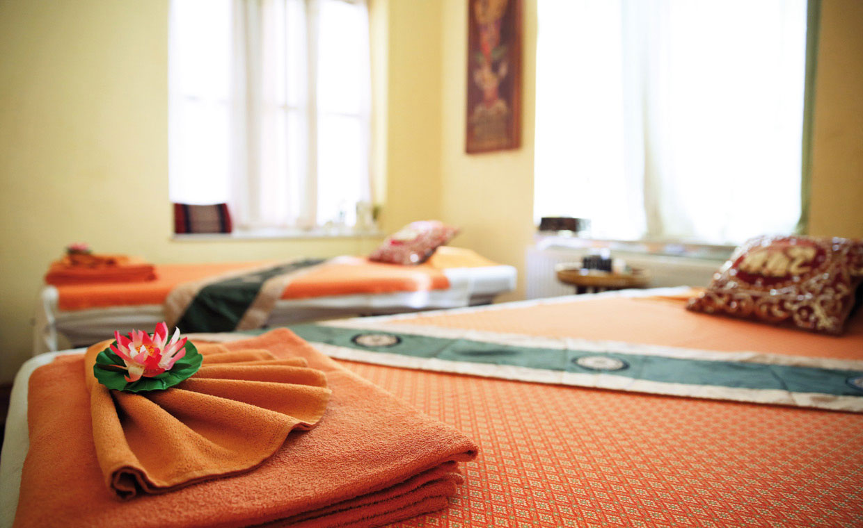 Thai massage paderborn